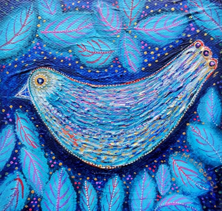 The Golden Speckled Bird - Image 0