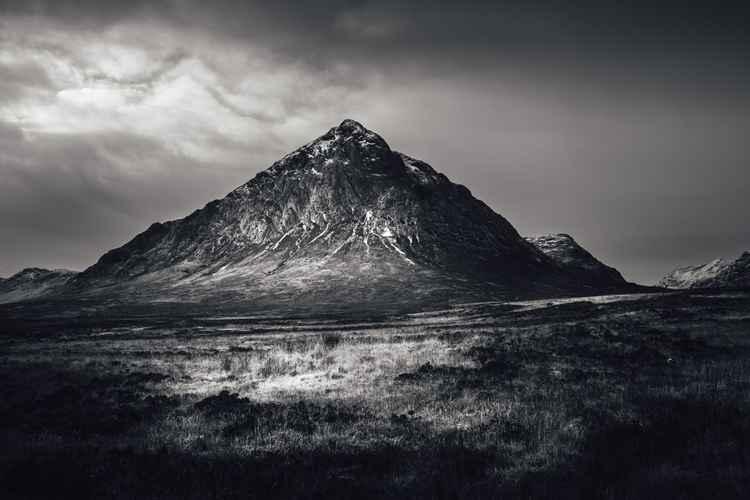 Mountain in Light