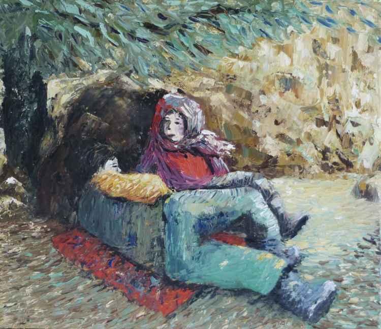 Resting -
