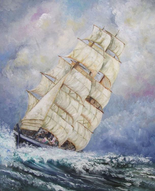 Tall Ship 1 - Image 0