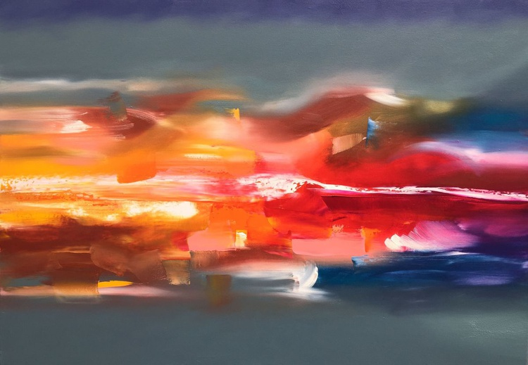 Flames On The Water - Image 0