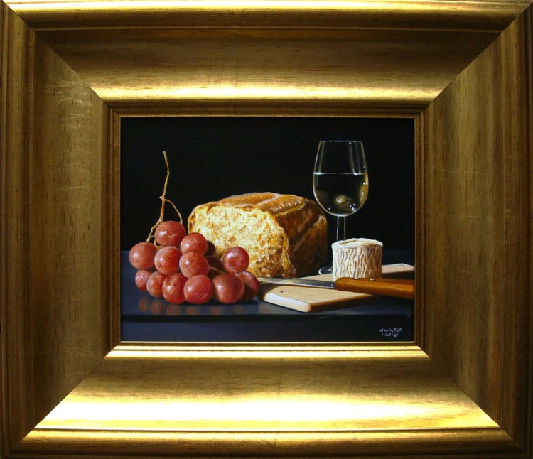 Wine and cheese / FREE shipping - Image 0