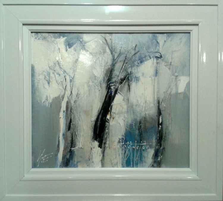 Winter trees -