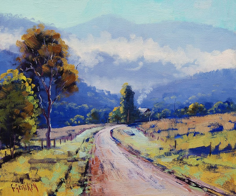 Road to the farm - Image 0