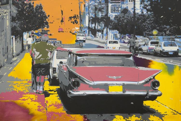 Pink Cadillac - Image 0