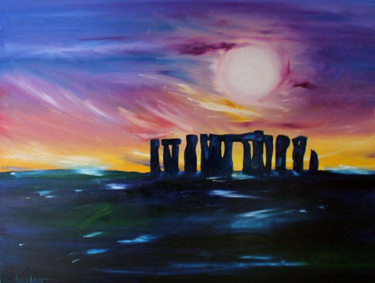 Winter solstice at the Stones - Image 0