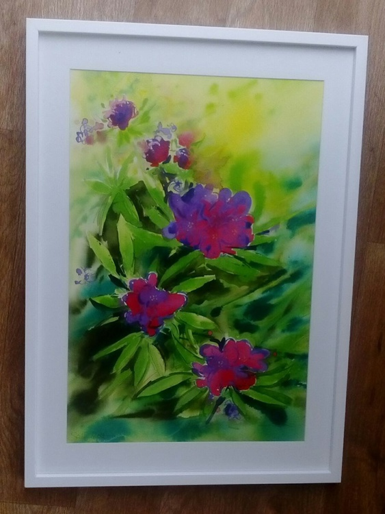 Rhododendron Glow - Image 0