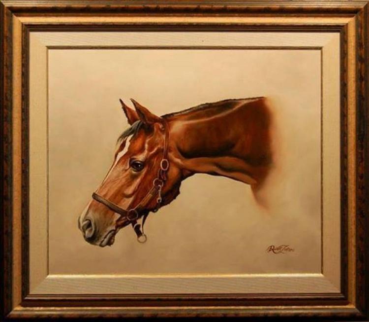 """""""Horse Portrait"""" - Image 0"""