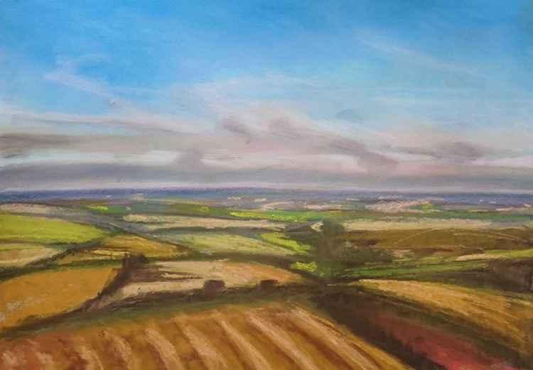 Wiltshire Landscape No.1