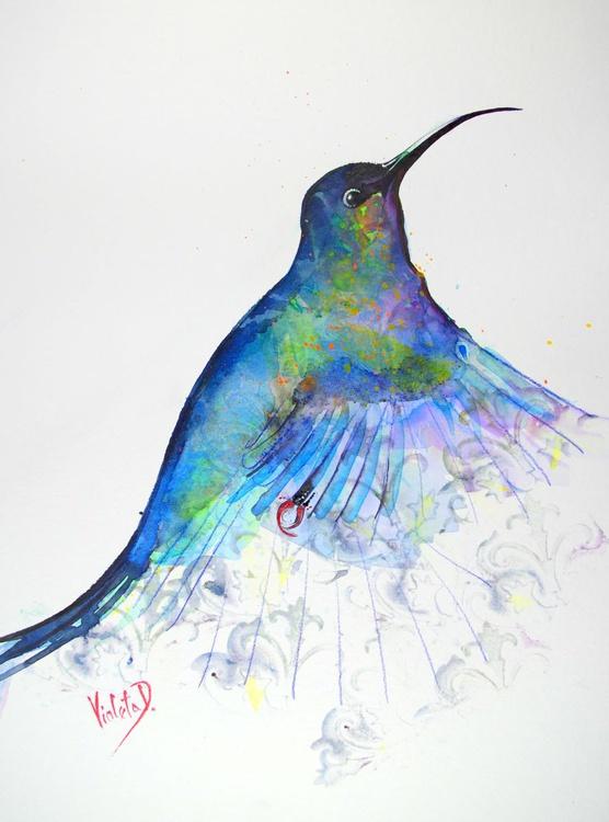 Hummingbird 11 - Image 0