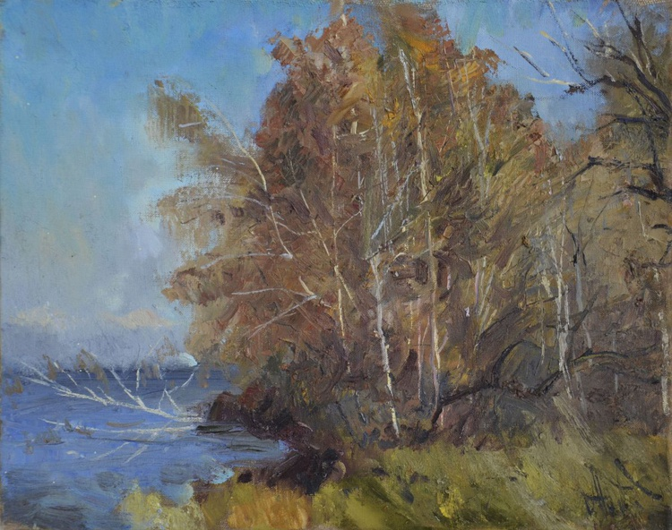 Bank of the river Dnieper - Image 0