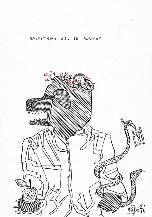 Everything Will Be Alright - Image 0