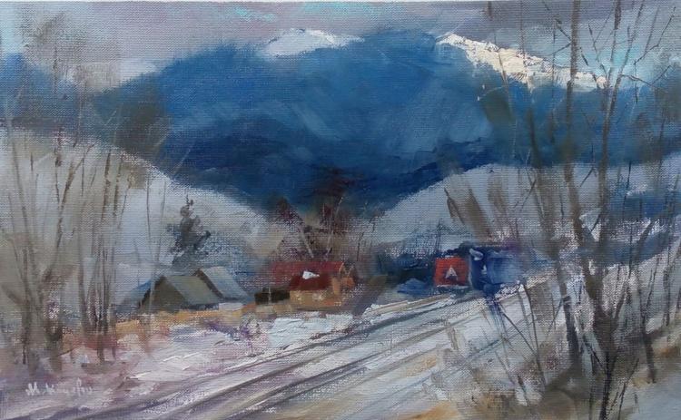 Winter village - Image 0