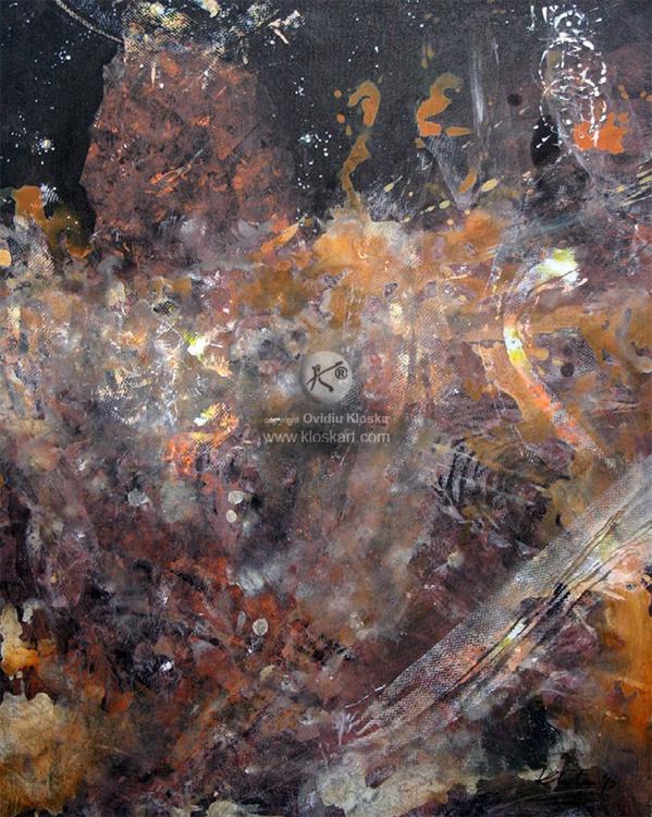 COLLECT KLOSKA'S ANGELS RISING COTATION TREASURE ART MASTER OVIDIU KLOSKA - Image 0