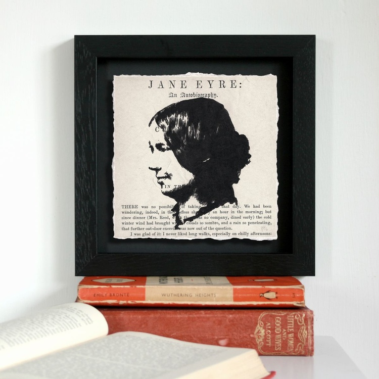 Jane Eyre - Charlotte Brontë - Image 0