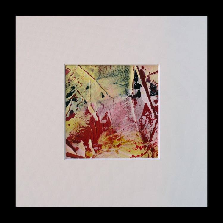 Small Abstract | Work No. KF002-15 - Image 0