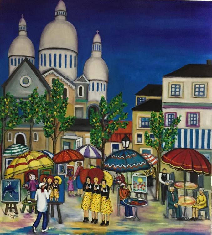 Life in Montmartre - Image 0