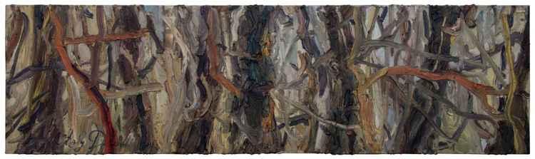 Trees  (30x110cm)