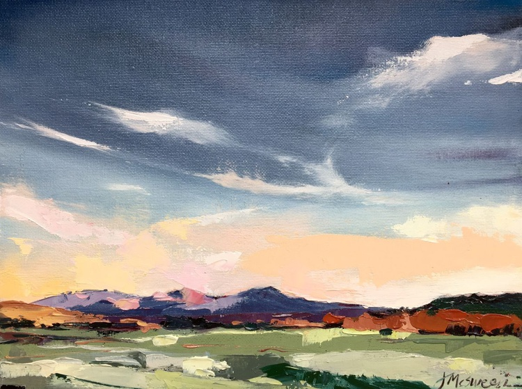 Island in the Sky Oil Landscape Painting Canyonlands National Park Utah - Image 0