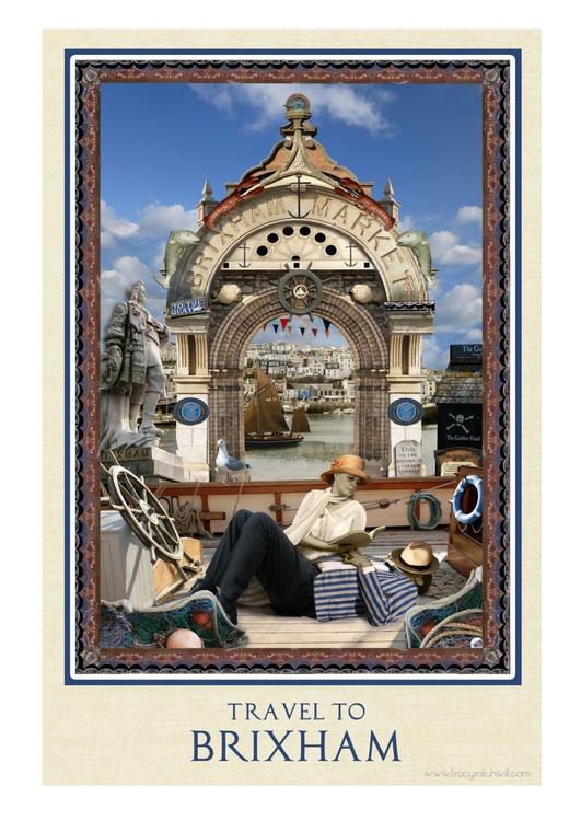 Travel to Brixham - Image 0