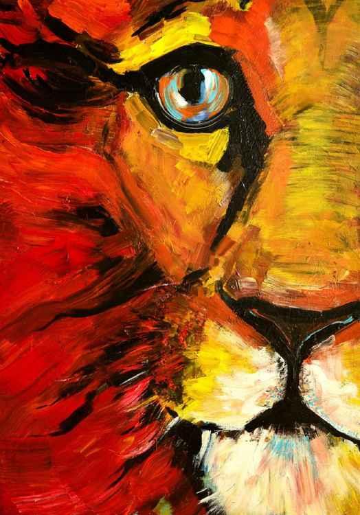 If I Were A Beast - I Would Be A Lion