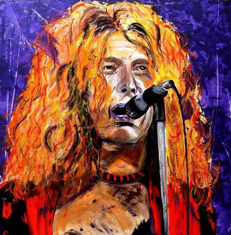 Robert Plant 6661 -