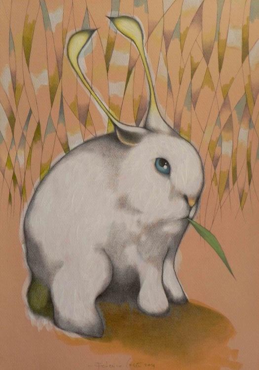 alien bunny - Image 0