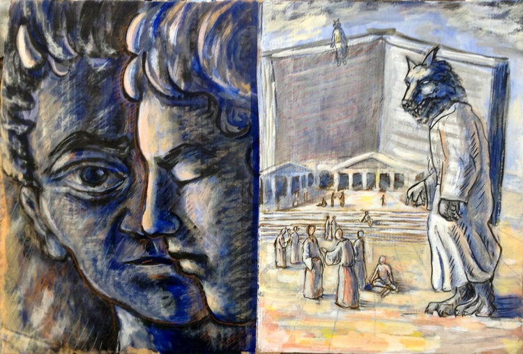The school of Athens - Image 0