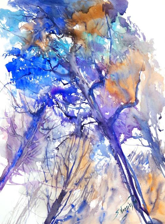 Old Poplars - Image 0