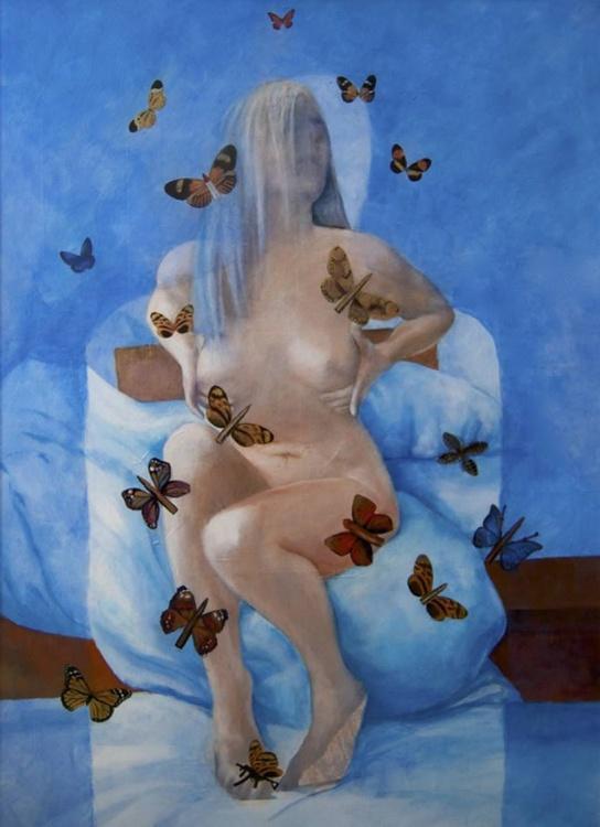 Nausika, Eve of desire - Image 0