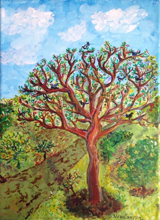 Tree and a Bird - Image 0