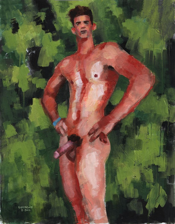 Forest Nude - Image 0