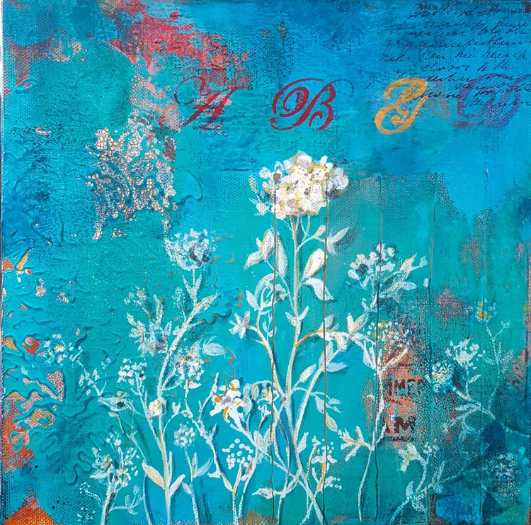Wall flower - Image 0