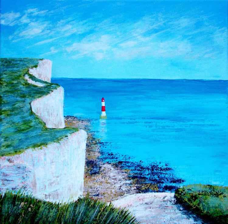 Still Waters, Beachy Head. -