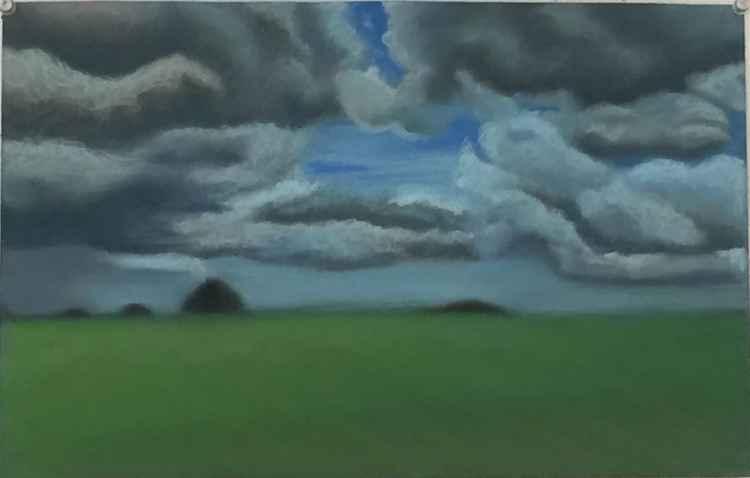 Kansas Clouds -