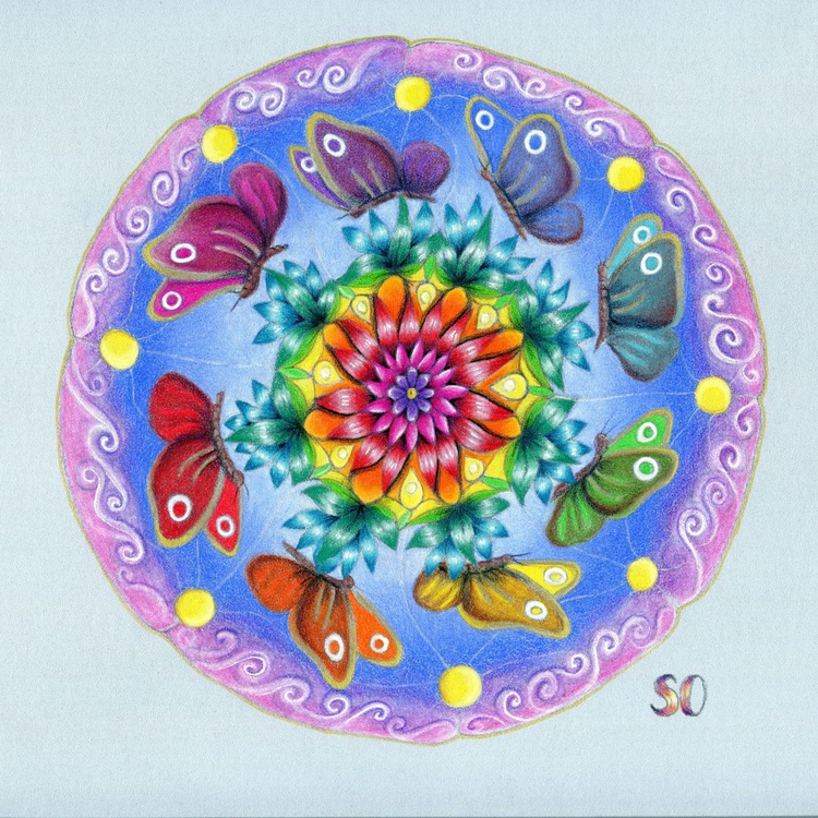 Rainbows and Butterflies - Image 0