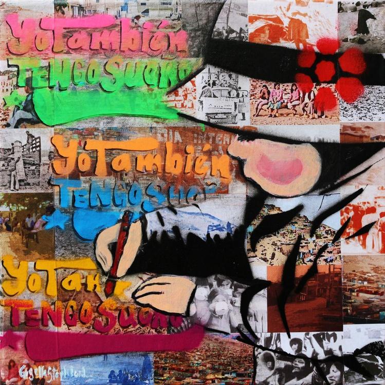 I have dreams too/Yo también tengo sueños - Image 0