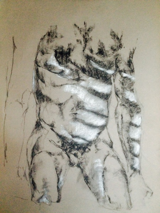 Nude by Window Light - Image 0
