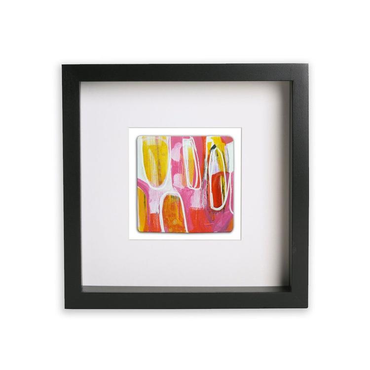 mini abstract #92 - Image 0