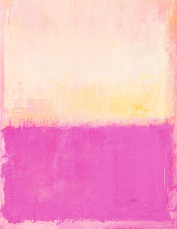 Pink Magenta Field 30x40 inches - Image 0