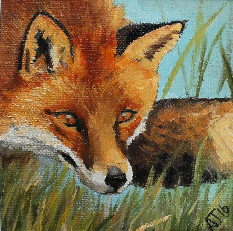 Hunting Fox - Image 0