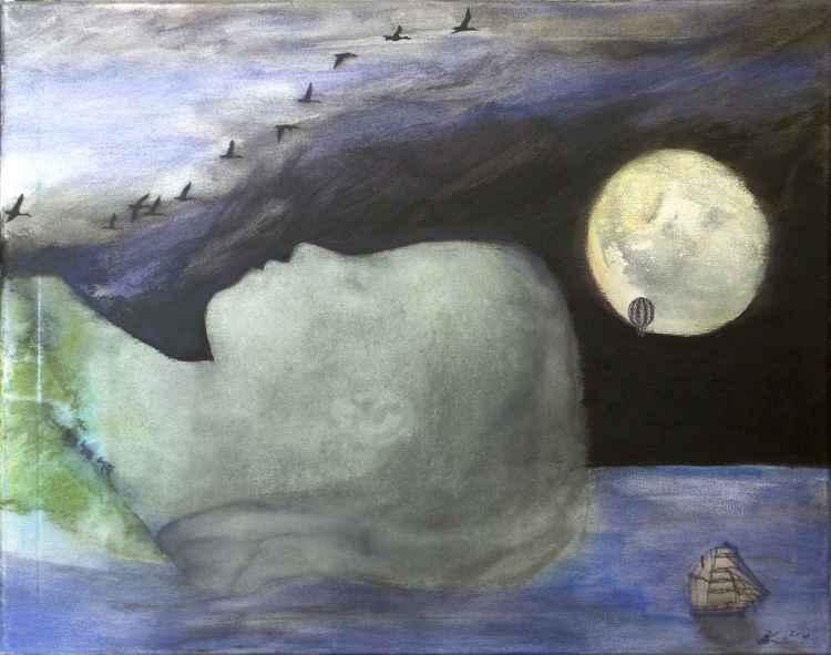 """Petit rêve"" (French: ""Little Dream"")"