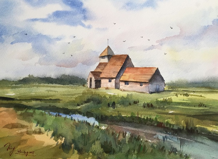 House by the Stream - Image 0