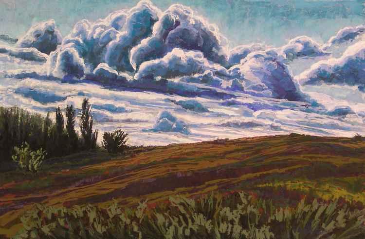 Cloud Shadows -