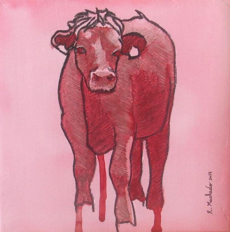 Calf Carved VII - Image 0