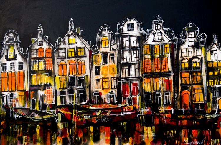 Amsterdam At Night - Image 0