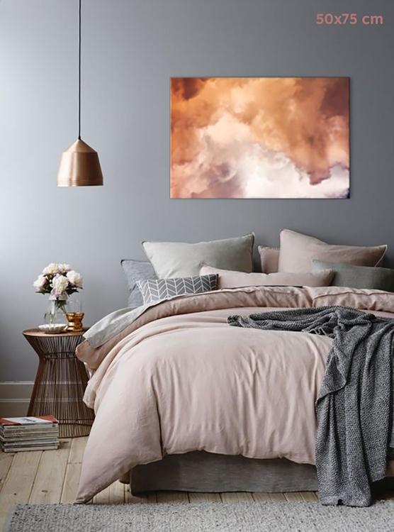 Vanilla clouds 50x75 cm - Image 0