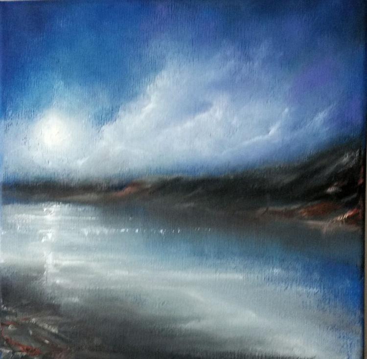 Moonlit shore - Image 0