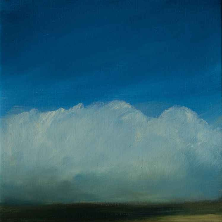 Summer's cloud - small size - 20X20cm -