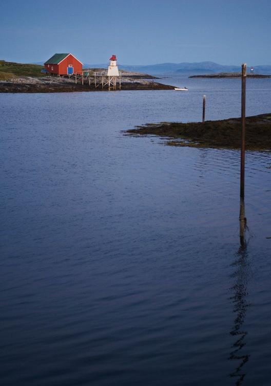 Sør Gjæslingan I (84x119cm) - Image 0